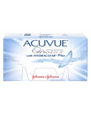 Acuvue Oasys with Hydraclear 6 szt. Promocja