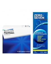 Pure Vision plus płyn Zero Seven 500ml