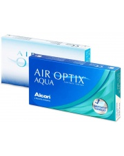 Air Optix Aqua 3 sztuki