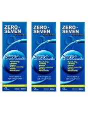 Zero Seven Refreshing 3 x 360ml