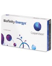 Biofinity Energys 3 sztuki