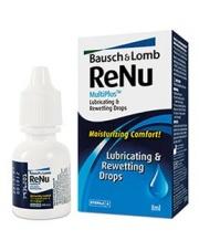 ReNu Lubricating & Rewetting Drops 8ml