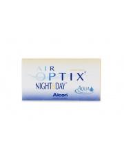 Air Optix Aqua  Night & Day 6 szt.