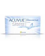 Promocja na Acuvue Oasys with Hydraclear 6 szt.